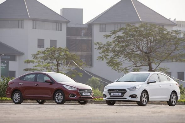 Hyundai Accent lên ngôi vương